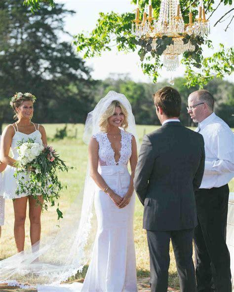 leah  michaels shabby chic wedding  texas martha