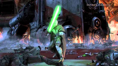 Star Wars: The Old Republic - Return Cinematic Trailer ...