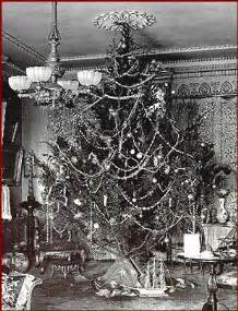 Christmas Tree Decorations 1800s