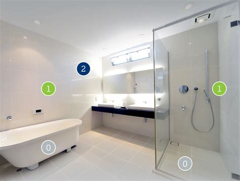 Lighting zone democraciaejustica magnificent 60 bathroom lights zone 0 design ideas of aloadofball Images