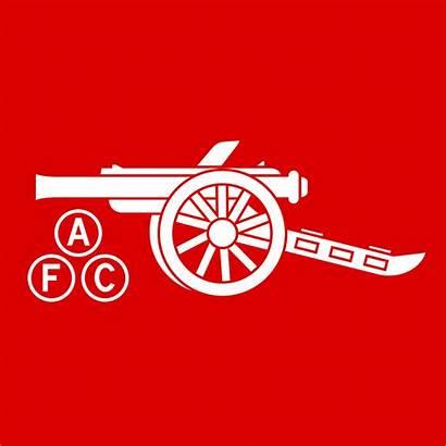Arsenal Crest 1989 1978 Svg Fc Cannon