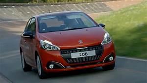 Consommation Peugeot 208 : vid o 2 152 km avec un plein le record de la peugeot 208 bluehdi les voitures ~ Maxctalentgroup.com Avis de Voitures