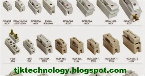 Tjktechnology, Electrical And