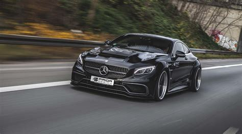 prior design presents golf amg gt widebody  coupe