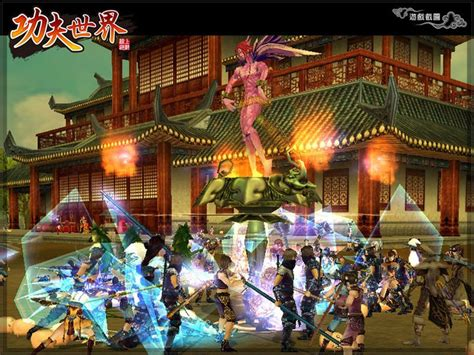 Gamis Spanduk Kutung world of kung fu onrpg