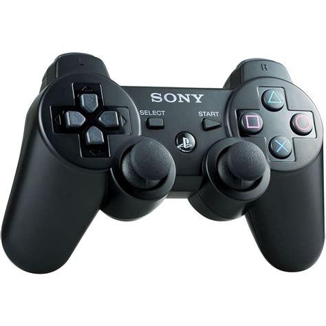 sony dualshock 3 wireless controller black 99004 b h