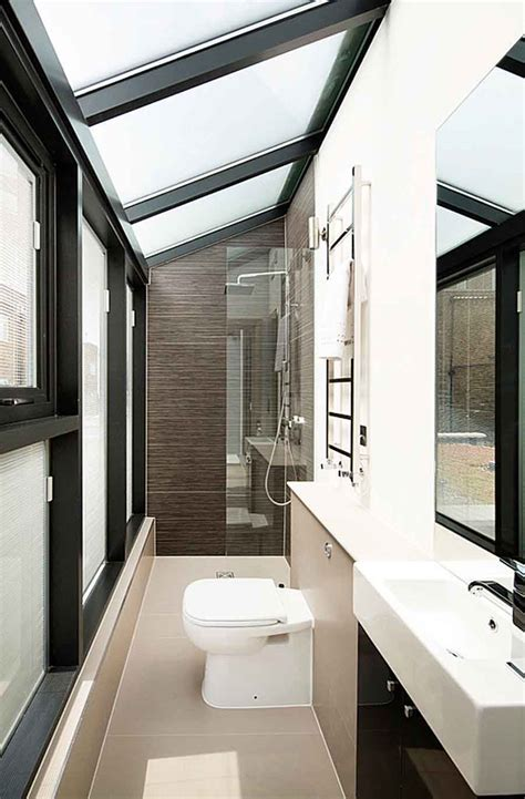 Small Bathroom Large Tiles by How To Use Large Tiles In Small Bathrooms