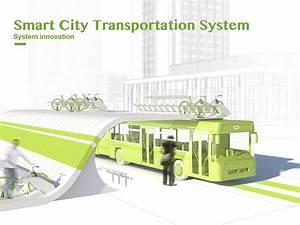 Smart City Transportation - Entry