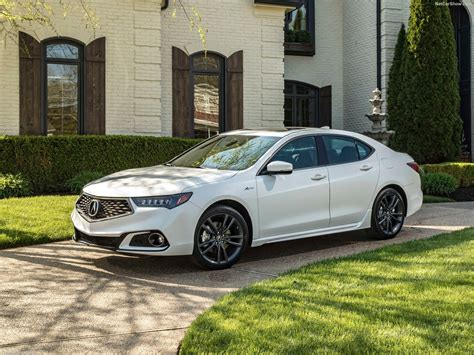 Acura Tlx 4 Cylinder by Acura Tlx 2018 Picture 4 Of 135