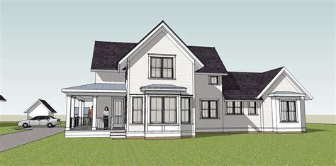 open floor plan farmhouse simply home designs concept house plans