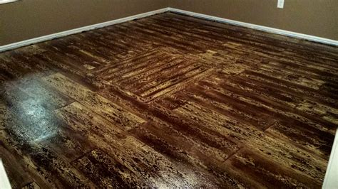 painted plywood floors boat deck  completed wood