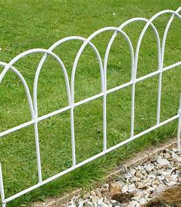 looped, lawn, edging, fence, garden, border, strong, grass, edging, path, edge, barrier