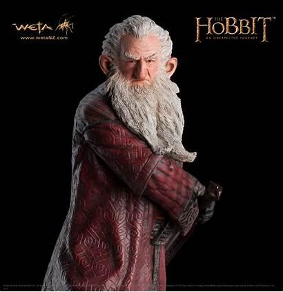 Balin Hobbit Dwalin Weta Precious Collecting Stautes