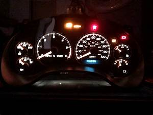 2000 Chevrolet S10  S15 Used Dashboard Instrument Cluster