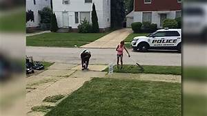 Neighbor calls police on 12-year-old boy mowing lawn ...