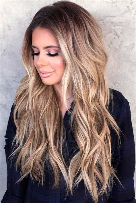 long layered hairstyles   types  layers   soft