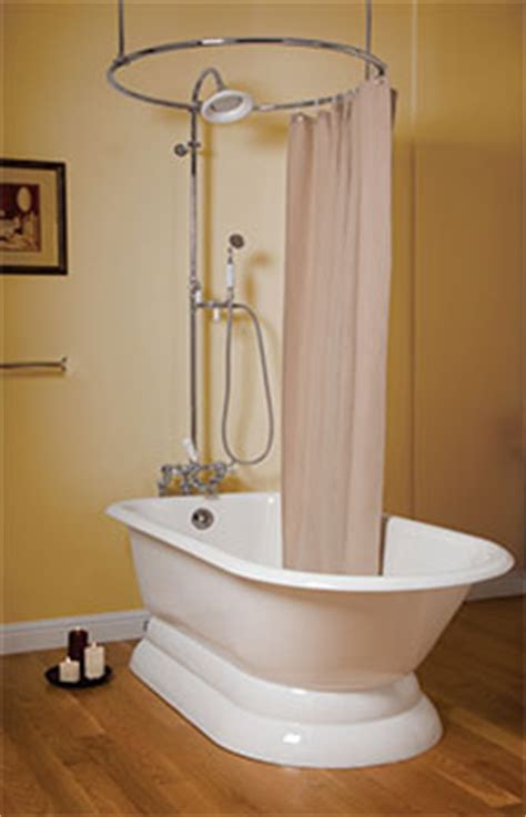 how to convert tub into shower how to shower when you only a bathtub