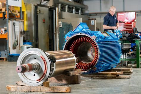 Electric Motor Repair by Industrial Electrical Equipment Repairs