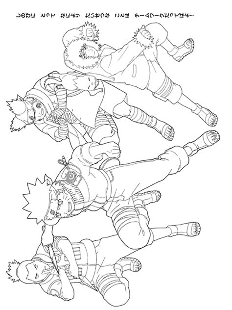 Naruto Coloring pages | Coloring Pages of Epicness