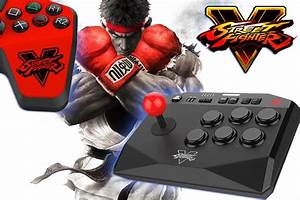 Pad vs stick: The best way to play Street Fighter 5