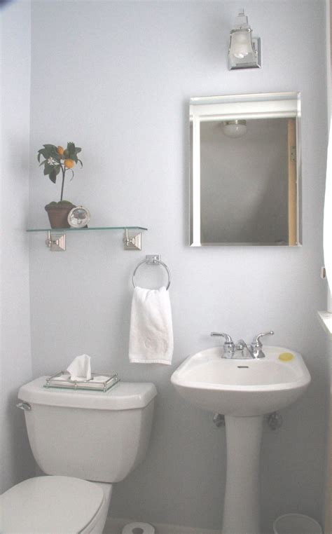 Small Half Bathroom Images by Stranded In Cleveland Powder Room Makeover Decorating