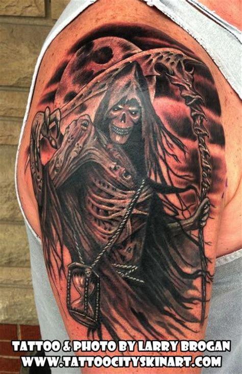 reaper tattoo designs  samples