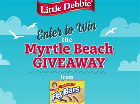 little debbie myrtle beach giveaway