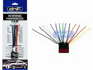 Dnf Factory Oem Wiring Harness For Select 1998