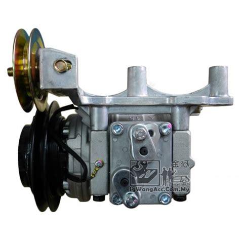 proton wira air cond compressor modify from ucm to denso