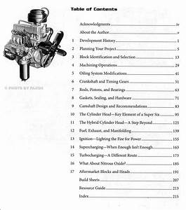 Chevrolet Inline 6 Cylinder Power Manual 194 215 230 250