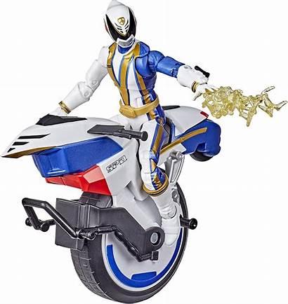 Rangers Lightning Power Ranger Omega Hasbro Cycle