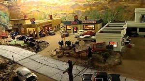Garage Route 66 : route 66 diorama youtube ~ Medecine-chirurgie-esthetiques.com Avis de Voitures