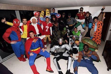Soccer Blog  Arsenal Throw Superhero Christmas Party