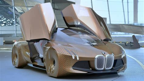 Cars Of The Future Top 5 Best Concept Cars 20152016
