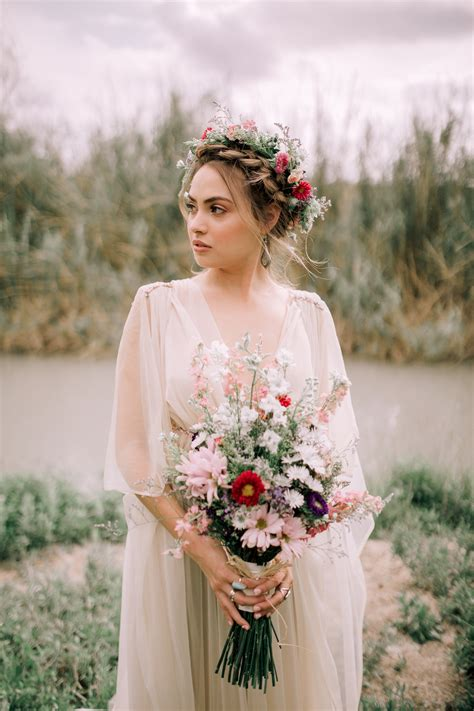Boho Styled Bridal — Alaa Marzouk Photography