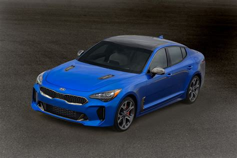 Kia Stinger Coupe Rendered As The Two-door Gt That Kia