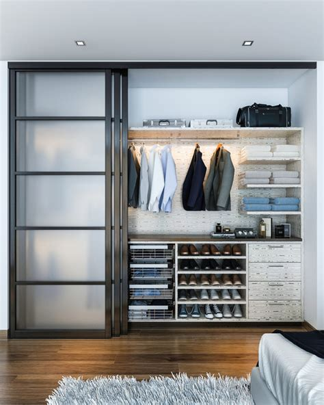 modern style modern closet los angeles by wade