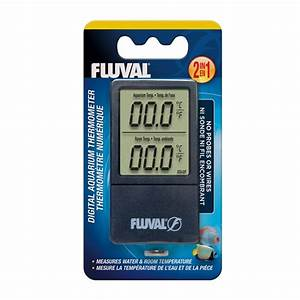 Optimale Aquarium Temperatur : 11193 fluval 2 in 1 digital aquarium thermometer ~ Yasmunasinghe.com Haus und Dekorationen