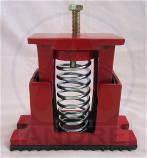 HVAC Vibration Isolators   Spring Vibration Isolators