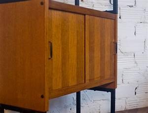 meuble mobilier vintage meuble de rangement etagere With meubles des annees 50