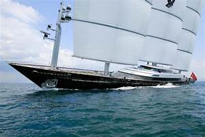 Maltese Falcon Third Largest Sailing Yacht In The World