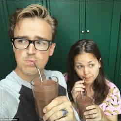 Giovanna Fletcher reveals husband Tom has become hands-on ...