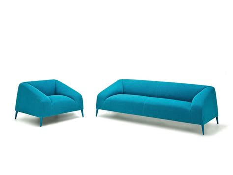 Comfy Armchairs, Fabric Covering, Modern Colors