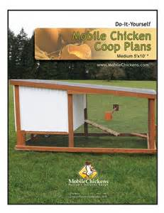 Mobile Chicken Co-op Plans