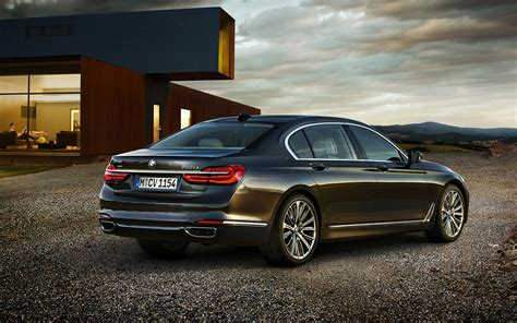 2018 Bmw 7-series 730li Overview & Price