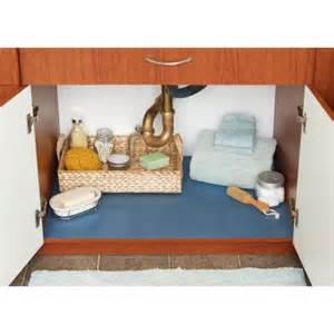 contact con tact brand under sink mat 24 inch x 48 inch