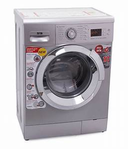 Ifb 6 5 Kg Senorita Aqua Sx Fully Automatic Front Load Washing Machine Silver Price In India