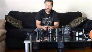 Our must have wedding photography equipment youtube for Wedding photography equipment