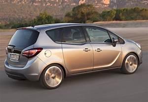 Fiche Technique Opel Meriva : opel meriva 1 7 cdti 110 ch fap cosmo pack ba ann e 2013 fiche technique n 158334 ~ Maxctalentgroup.com Avis de Voitures