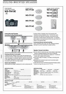 Ws-tp14e Manuals
